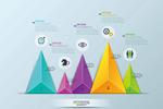 几何信息图表