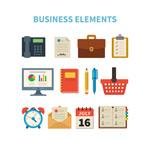 创意商务图标