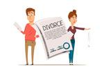 离婚的夫妻
