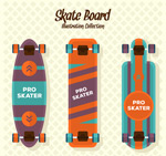 时尚滑板设计