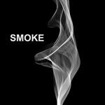 动感白色烟雾