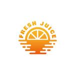 抽象果汁logo