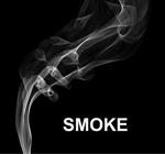 白色抽象烟雾