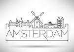 阿姆斯特丹线条