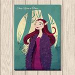 森林精灵卡片