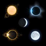 太阳日月食