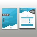 商业单页传单模板