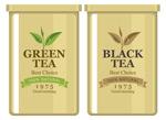 茶罐矢量素材