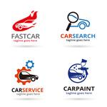 创意汽车标志