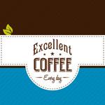 优质咖啡宣传单