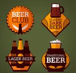 啤酒俱乐部标签