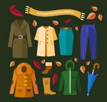 秋季服饰与配饰