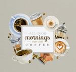 咖啡元素组合框架