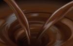 旋涡巧克力酱