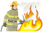 消防员矢量