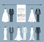 创意婚礼服装