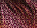 花纹布料褶皱背景