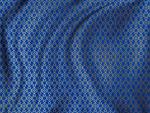 格子花纹布料
