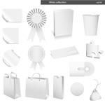 空白包装元素