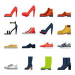 扁平化男鞋女鞋