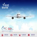 环球旅行广告四