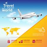 环球旅行广告一