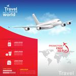 环球旅行广告