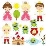 卡通儿童可爱插图