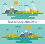 秋季自然风景