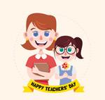 女教师和女学生