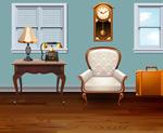 复古客厅家具