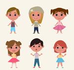 可爱儿童设计
