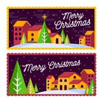 圣诞小城banner