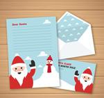 圣诞老人信纸