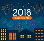 2018新年贺卡