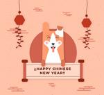 新年春节海报