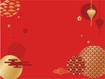 春节节日背景
