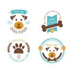 宠物狗商务标志