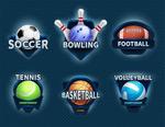 球类运动标签