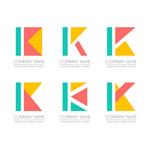 字母K标志