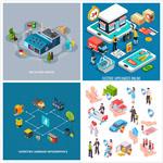 保险营销信息图表