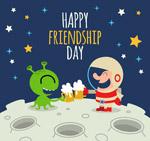 卡通友谊日