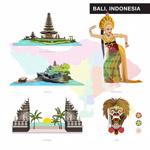巴厘岛元素集合
