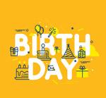 生日艺术字