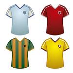 足球主题T恤