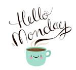星期一微笑咖啡