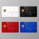 信用卡矢量