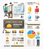 建筑元素信息图