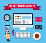 网上购物支付流程