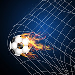 动感火焰足球
